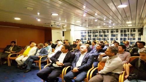 اعلام آمادگی و حمایت بخش خصوصی از کشتی اقیانوس پیمای سانی