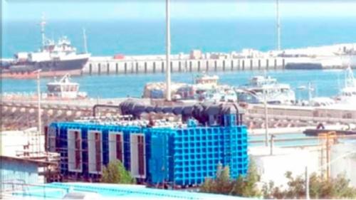 بیش از ۷۴۷ هزار مترمکعب آب در کیش تولید شد