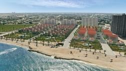 فروش زمین مسکونی در ابعاد بزرگ واقع در مرکز جزیره کیش باموقعیت عالی