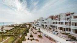 فروش واحدویلایی3خ دهکده ساحلی کیش۲۰۳متر ردیف جلو دید کامل دریاقیمت اکازیون