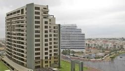 فروش3خ برج مسکونی آینده ساز کیش طبقات بالا