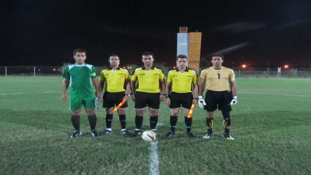 زمین فوتبال شماره 2