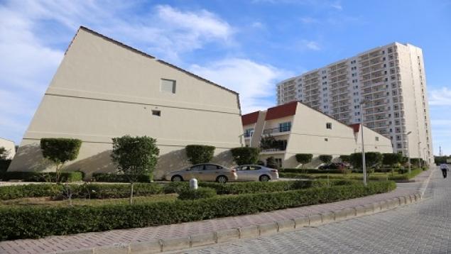 فروش واحدمسکونی دامون کیش ایر1خ برج طبقه7دیدکامل دریا متری11میلیون