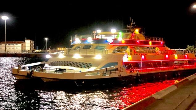 کشتی تفریحی تارا دریا