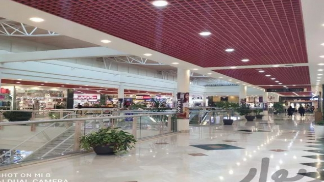 مغازه ۲۵۰ متر بازار پردیس دو کیش