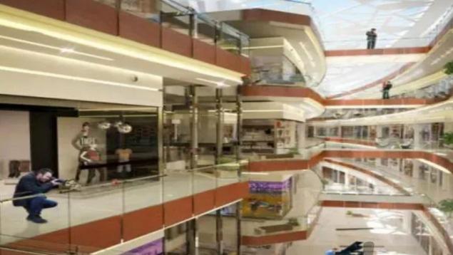غرفه ۳۶ متری طبقه دوم میکا مال