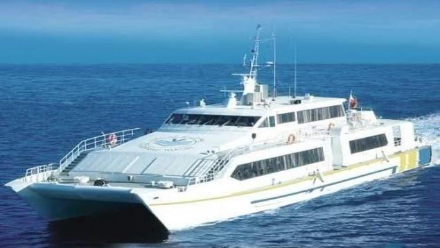 کشتی تفریحی دنا
