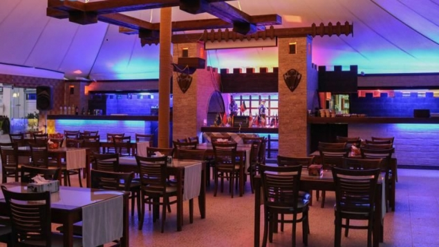 رستوران ساحلی توتی فروتی کیش