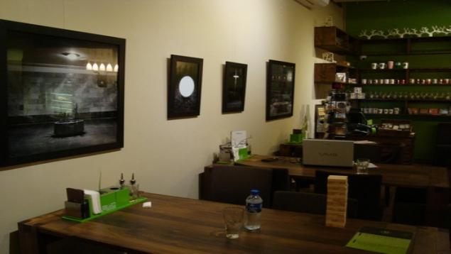 کافه هنرمند
