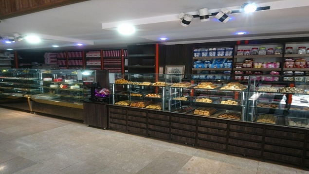 فروشگاه نان سپید کیش