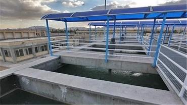 تامین 80 درصد آب مورد نیاز فضای سبز توسط تصفیه خانه های کیش