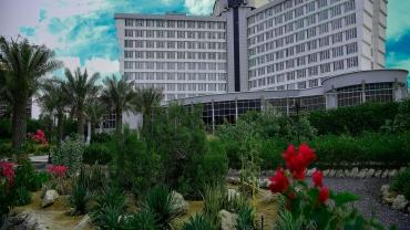 فراخوان همکاری هتل بزرگ کیش