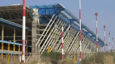 طرح توسعه فرودگاه کیش از ۷۰ درصد پیشرفت فیزیکی برخوردار است