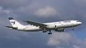 راه اندازی پرواز مسیر هوایی همدان - کیش