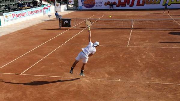 ایران فاتح رقابت های تنیس جونیور کیش