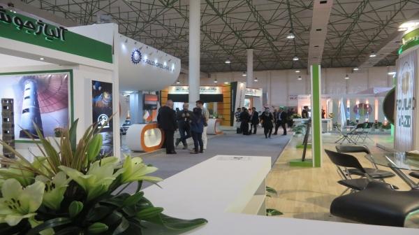گردهم آیی فعالان صنعت فولاد کشور در نمایشگاه بین المللی کیش