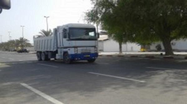 ساماندهی وضعیت خودروهای کامیون و کامیونت در جزیره کیش