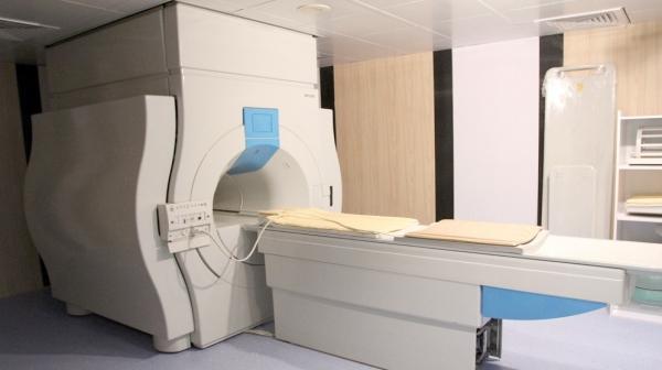 راه اندازي بخش MRI بيمارستان تخصصي كيش