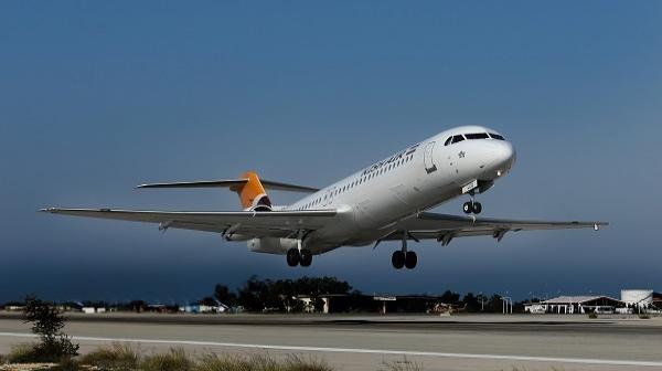پذیرایی ویژه از مسافران در پرواز کیش ایر به مناسبت روز جهانی غذا