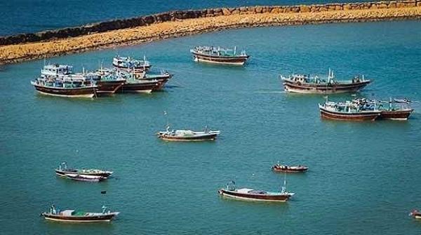 اتمام ساخت اولین پارکینگ قایق های صیادی کشور در کیش