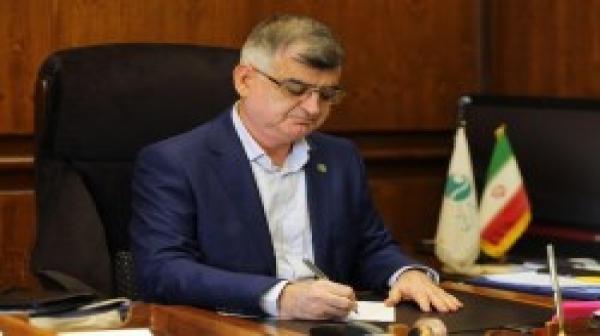 پیام تبریک سرپرست سازمان منطقه آزاد کیش به مناسبت فرا رسیدن هفته نیروی انتظامی