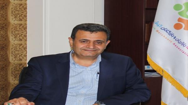 رحمان سادات نجفی به عنوان مشاور مدیر عامل در امور بازرگانی منصوب شد