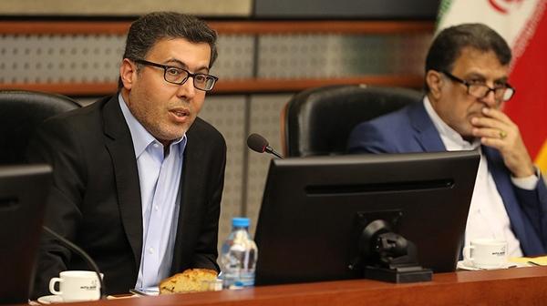 نشست مسئولان و فعالان اقتصادی کیش با مدیرعامل شرکت شستا