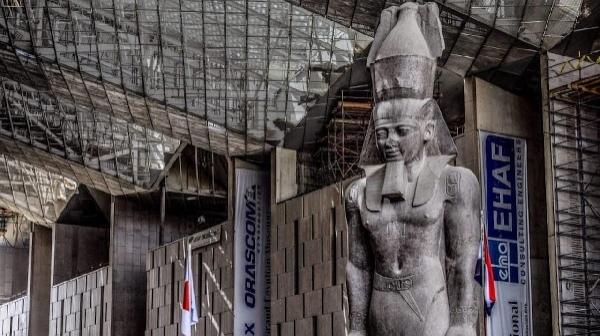 مصر؛ موزه ای که قرار است بزرگترین موزه جهان باشد
