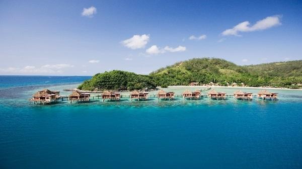 اقامتی وصف نشدنی در جزیره مالولو فیجی