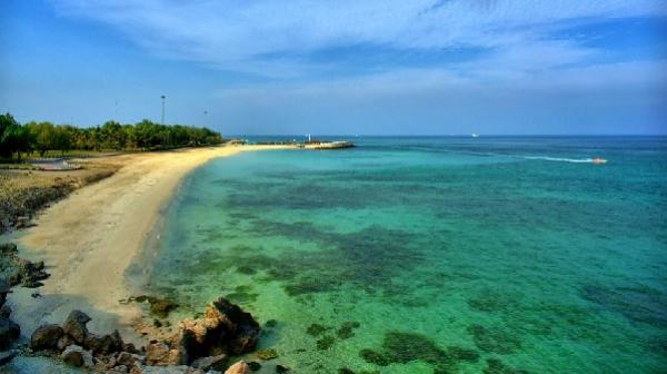 جزیره کیش ؛ الگوی زیست محیطی کل کشور