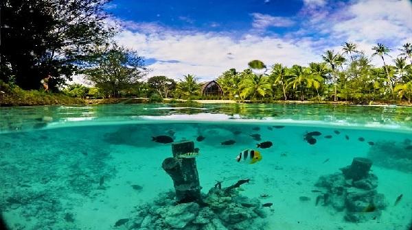 جزیره بورا بورا ؛ زیباترین نقطه جهان