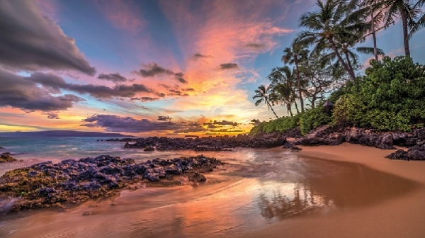 آشنایی با جزیره مائویی در هاوایی