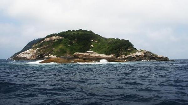 جزیره ای ممنوعه برای گردشگران