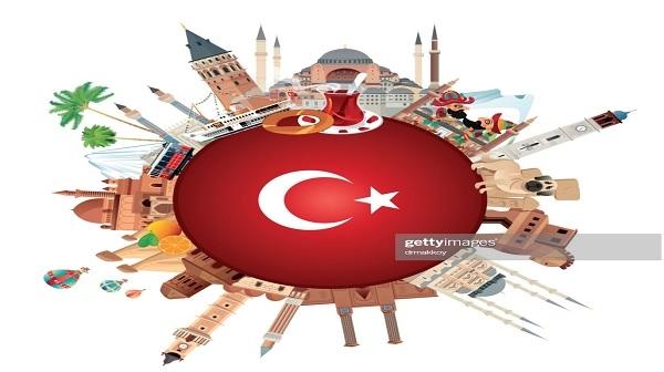 رشد گردشگری ترکیه در ماه های اخیر
