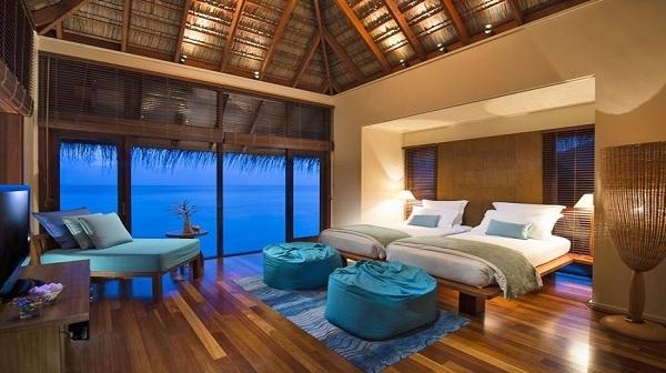 آشنایی با هتل های جزیره ای مالدیو