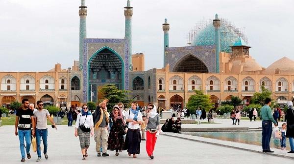 امنیت بالای ایران برای گردشگران خارجی