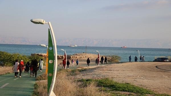 همایش پیاده روی بانوان در کیش