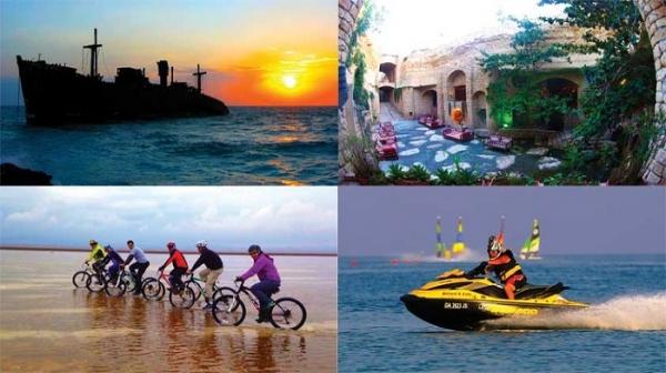 هدفگذاری جزیره کیش برای تحول و جهش در حوزه گردشگری
