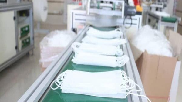 راه اندازی خط تولید ماسک در جزیره کیش