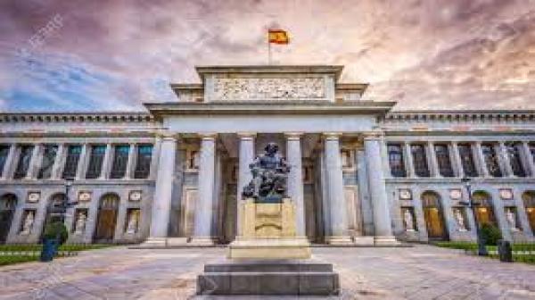 در خانه موزهگردی کنیم؛ موزه دل پرادو اسپانیا