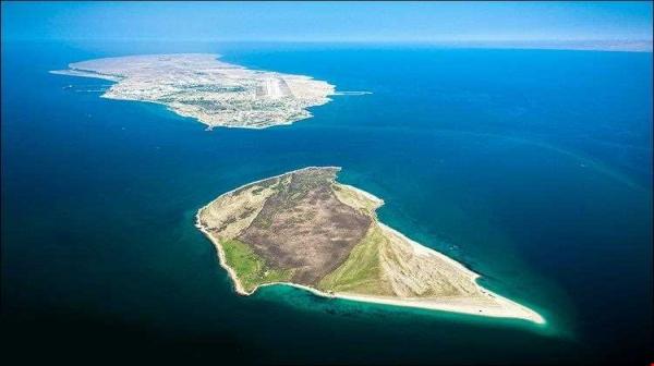 ساخت یک جزیره مدرن و جدید در کنار جزیره کیش