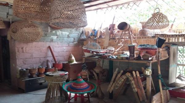 باغ گردشگری خلاق؛ تجربه زندگی محلی کیش