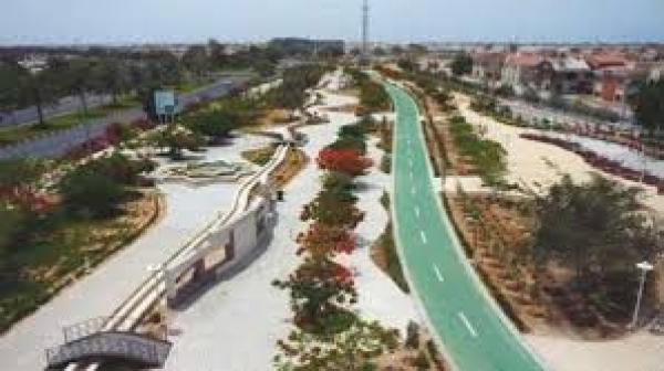 باغ ایران زمین در کیش احداث میشود