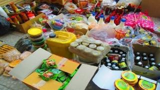 بیش از 5 هزار کیلو مواد غذایی فاسد و لوازم آرایشی در کیش کشف و معدوم شد
