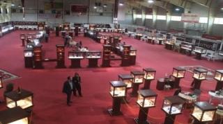دومین نمایشگاه طلا و جواهر، سنگ های قیمتی و نیمه قیمتی در کیش افتتاح شد