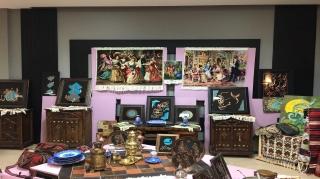 افتتاح نمایشگاه بانوان کارآفرین جزیره کیش