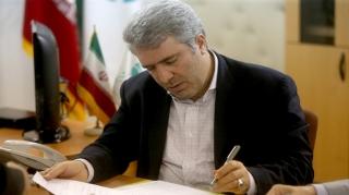 یام تبریک مدیر عامل سازمان منطقه آزاد کیش به مناسبت فرا رسیدن دهم اريبهشت، روز ملي خليج فارس