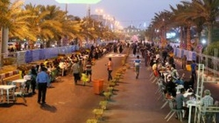 چهارمین سفره بزرگ افطاری کیش پنج شنبه 25 خرداد برگزار می شود