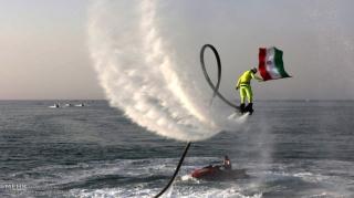 تمرین دریایی جزیره پاک در اسکله تفریحی کیش برگزار شد
