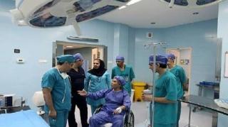 انجام عمل جراحی زیبایی در بیمارستان کیش برای سه گردشگر آمریکایی و اروپایی